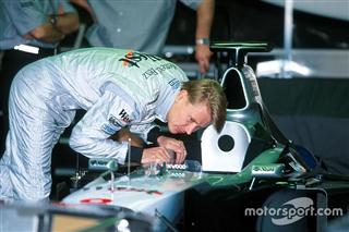 День в історії: перші тести Хаккінена у Формулі 1