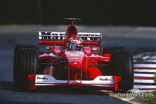 День в історії: презентація першого чемпіонського боліда Ferrari Шумахера