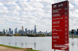 Гран Прі Австралії: п'ять питань перед етапом у Мельбурні