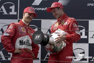 Галерея: усі призери Гран Прі Австрії