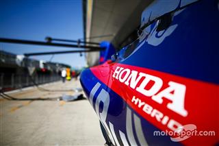 У Honda націлилися випередити Renault ще до старту сезону-2019