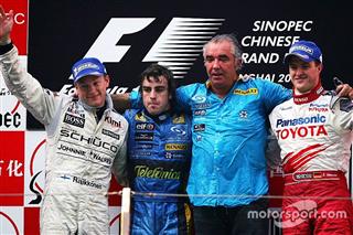 Галерея: усі призери Гран Прі Китаю