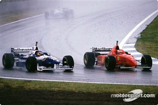 Вільньов: Шумахер не поважав своїх суперників