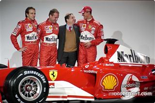 День в історії: презентація передостанньої чемпіонської Ferrari