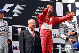 Галерея: усі призери Гран Прі Франції