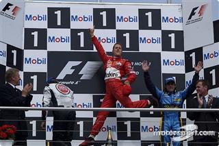 Галерея: усі призери Гран Прі Німеччини