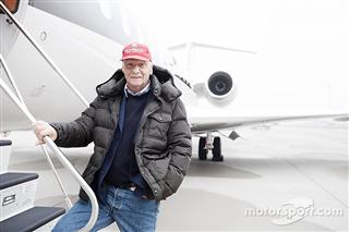 Нікі Лауда продав акції авіакомпанії Laudamotion