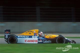 Чемпіонський болід Ф1 Williams продано за рекордну суму