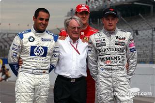 McLaren і Williams слід змінити керівників — Екклстоун