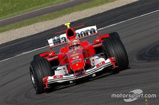 Мік Шумахер сяде за кермо чемпіонської Ferrari Ф1 свого батька на Гран Прі Німеччини