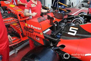 Гран Прі Австрії: останні технічні новинки Ф1, прямо з піт-лейну