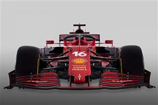 Галерея: Ferrari SF21