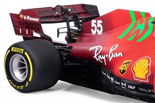 У Ferrari пояснили різкі зміни у задній частині боліду