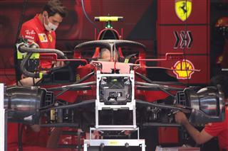 Технічний брифінг: асиметричні гальма Ferrari SF21