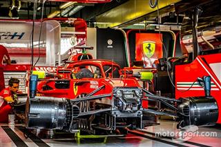 Нове шасі Ferrari пройшло краш-тест