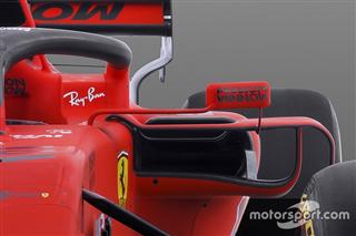Основні технічні характеристики Ferrari SF90