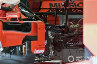 Гран Прі Бахрейну: останні технічні новинки Ф1, прямо з піт-лейну