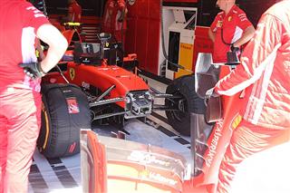 Теханаліз: як Ferrari зібралася усунути нестачу притискної сили в Австрії