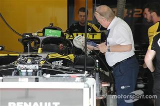 У Бахрейні Renault замінила шасі Ріккардо та аеродинаміку задньої частини боліда