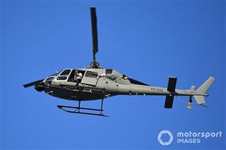 За лаштунками Формули 1: зйомка з гелікоптера (відео)