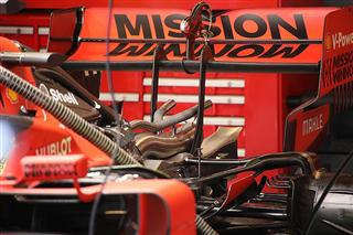Технічний брифінг: вихлоп Ferrari на Гран Прі Абу-Дабі