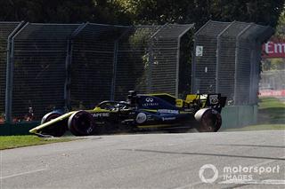 Renault: Дебют Ріккардо пройшов загалом на низькому рівні