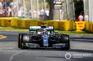 Гран Прі Австралії: Хемілтон на мить випередив дует Ferrari у першій практиці