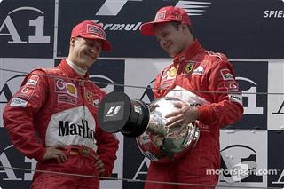 Ретро Ф1: Фейкова перемога Міхаеля Шумахера