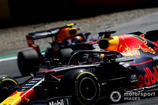 В Red Bull не зрозуміли, чому їхня машина стала такою швидкою в Австрії