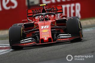 Леклер: Тактика стримування Боттаса була правильною для Ferrari