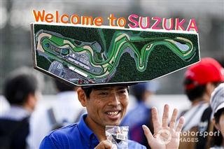 Спецгалерея Гран Прі Японії: найкреативніші вболівальники «Сузуки»
