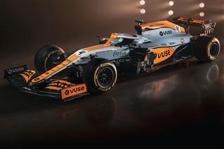 McLaren до Гран Прі Монако перефарбував боліди у кольори легендарного спонсора