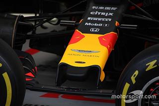 На Гран Прі Монако Red Bull видалила вхідний отвір у носі боліда