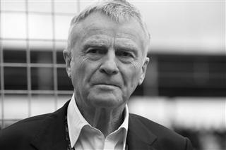 Помер екс-президент FIA Мослі