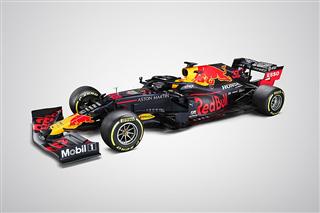 Red Bull показала машину 2020 року