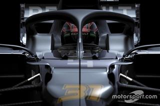 Renault презентувала модель RS20 для нового сезону Формули 1. Вона чорна