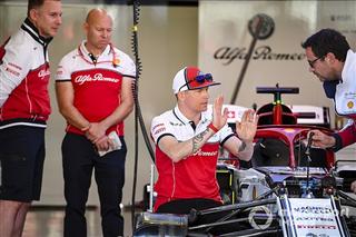 В Alfa Romeo відреагували на дискваліфікацію Райкконена в Азербайджані