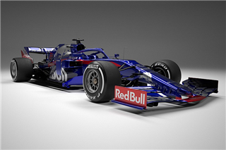 Галерея: усі боліди Toro Rosso у Формулі 1