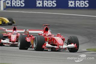 14 років тому в гонці Ф1 стартувало лише шість машин