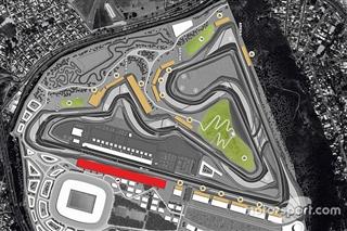 Ріо представило конфігурацію майбутньої траси Формули 1