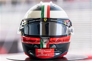 Шолом Карлоса Сайнса для Гран Прі Італії 2021