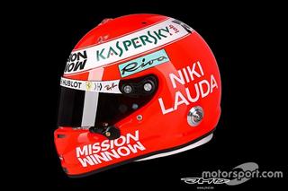 Галерея: Формула 1 вшановує пам'ять Нікі Лауди в Монако