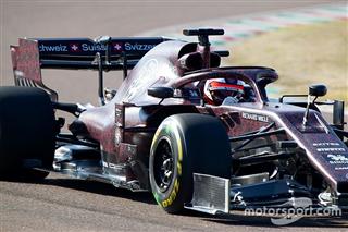 Технічний вердикт: дивне переднє антикрило Alfa Romeo