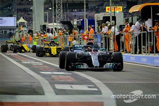 Mercedes назвала дату презентації боліда Ф1-2019