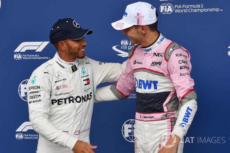 Хемілтон назвав пілотування нової машини Mercedes «прекрасним першим побаченням»