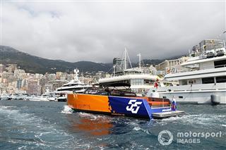 Гран Прі Монако: четвергові практики у світлинах