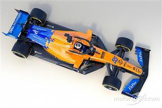 Галерея: болід McLaren MCL34 для 2019 року