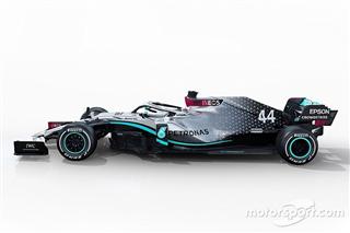 Болід для сьомого титулу. Ось як виглядає Mercedes-2020