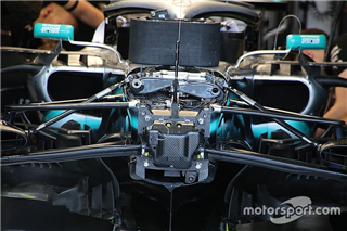 Технічний аналіз: вісім змін, які підштовхнули Mercedes в Австралії