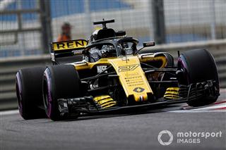Renault: Нова машина Ф1 від попередньої має лише гідропідсилювач керма